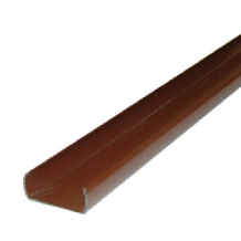 Classic Brown Eco Plastic Utility Strip